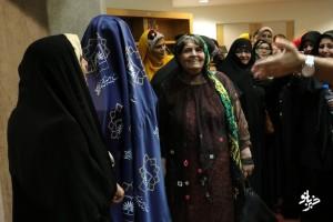 آیین رونمایی از سردیس بیبی مریم بختیاری در سازمان اسناد و کتابخانه ملی ایران برگزار شد.
