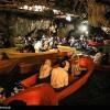غار علیصدر شگفتانگیزترین غار آبی جهان در دل کوه