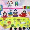 """دیپلم افتخار مسابقه نقاشی """"هیکاری"""" ژاپن به کودک ۸ ساله سقزی رسید"""