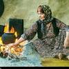 """سختیهای زندگی مردم روستای """"بیساران"""" کردستان به روایت تصویر"""