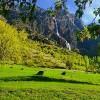 بلندترین آبشار آسیا در الیگودرز