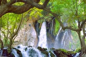 آبشار چارمحال